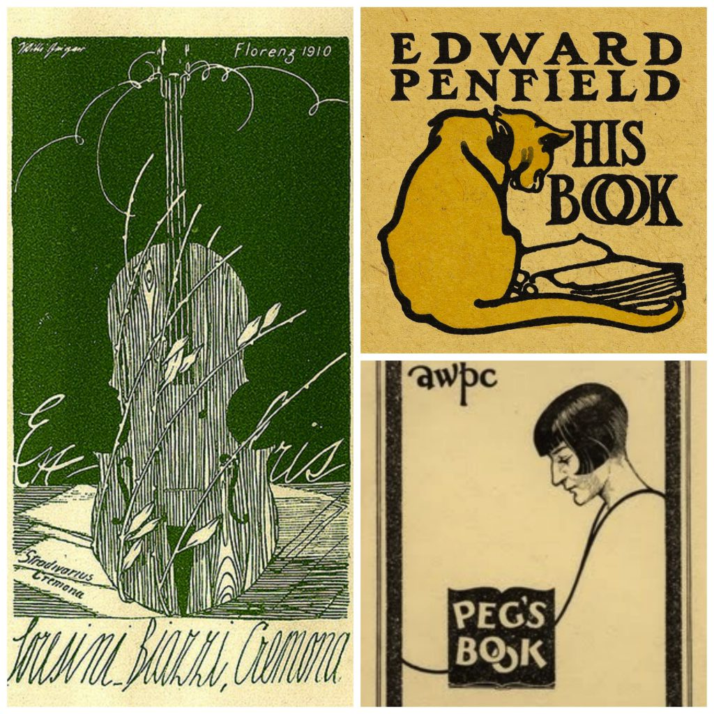 Read It Forward Favorite Bookplates