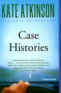 case histories by kate atkinson