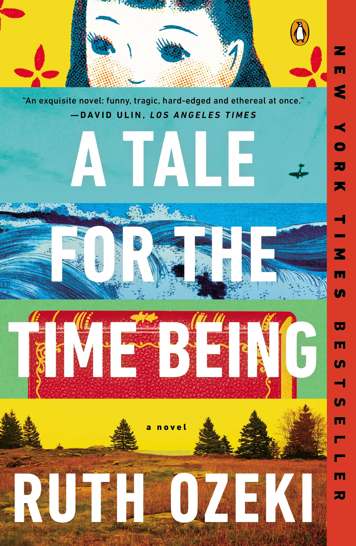 A Tale for time Time Being by Ruth Ozeki