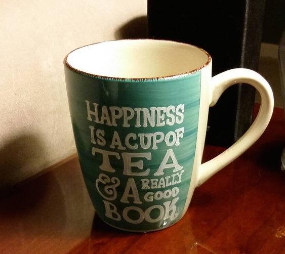 funny literary mug