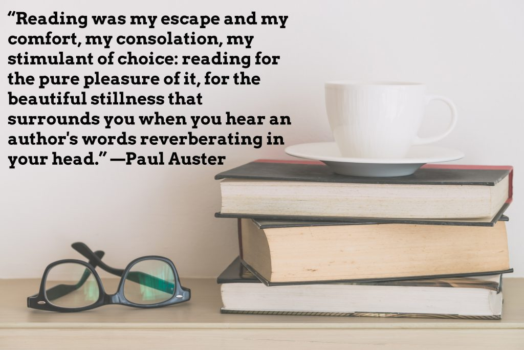 Paul Auster quote
