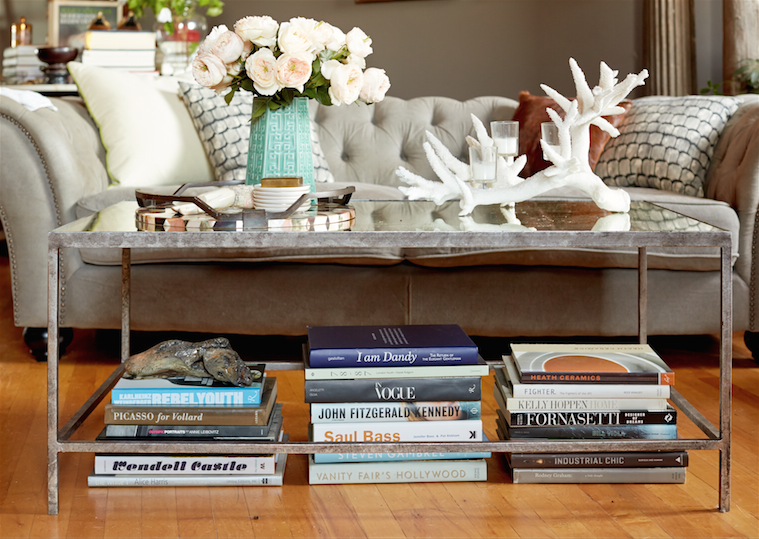 8 tips for artfully displaying your books read it forward. Black Bedroom Furniture Sets. Home Design Ideas