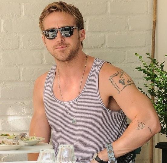The Gloss Ryan Gosling