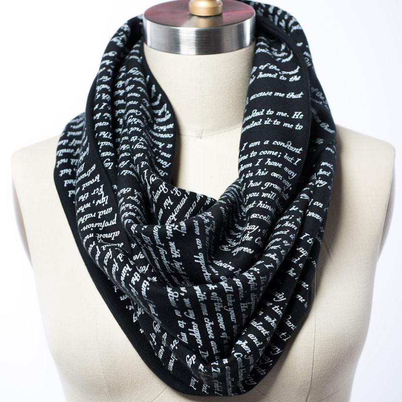 dracula scarf