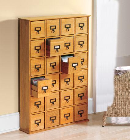 library storage