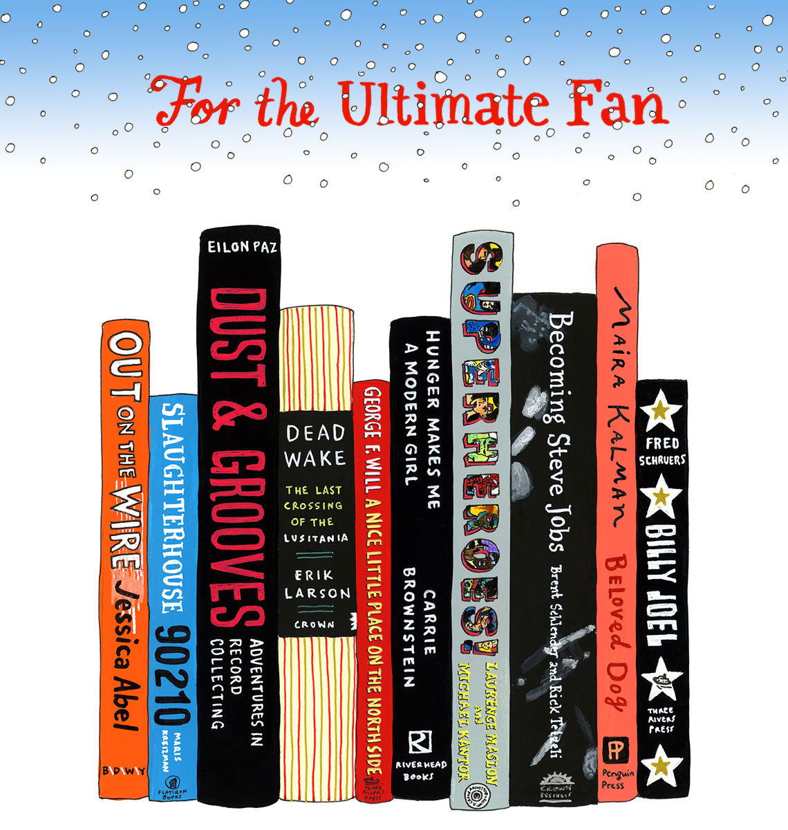 gift guide for the ultimate fan