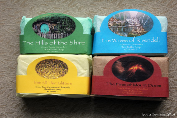 Lord of the Rings soap