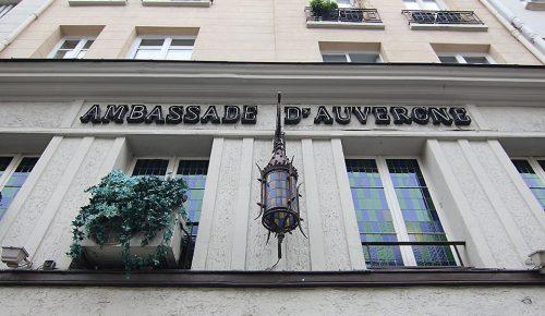 L'Extérieur. Photo courtesy of L'Ambassade d'Auvergne.