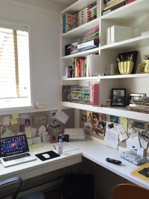 Delia Ephron Writing Space 3