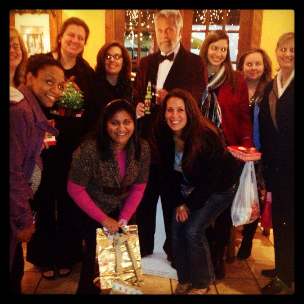 RIFer Gina N.'s Houston book club