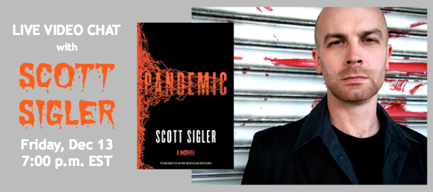 scott sigler infected pandemic
