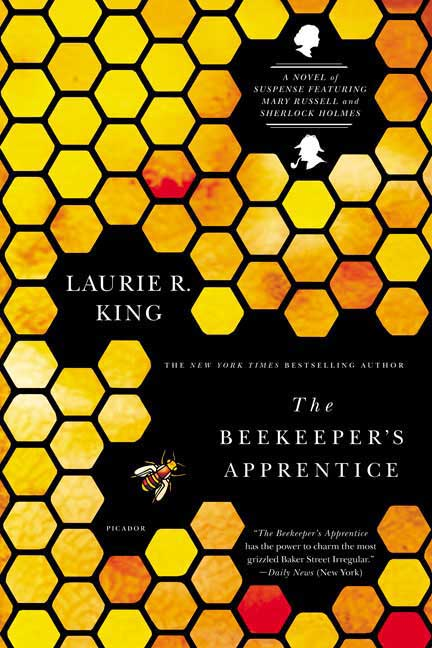 beekeeper's apprentice laurie king