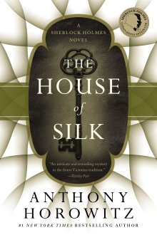 house of silk anthony horowitz