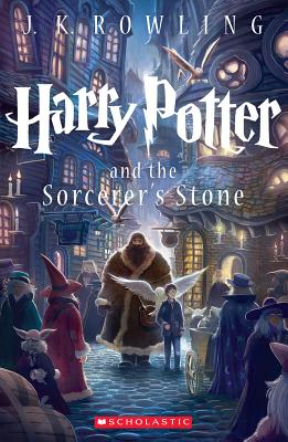 Harry Potter and the Sorcerer's Stone by J. K. Rowling