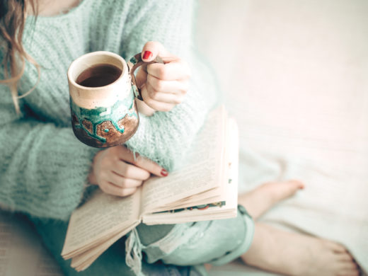 books to read when you have a cold