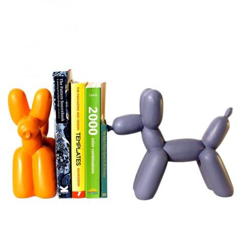 balloon animal book ends