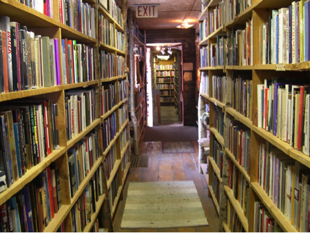 hall of books