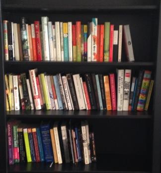 kondo bookshelf