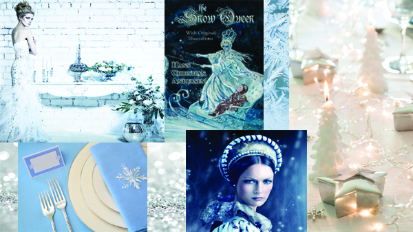 The Snow Queen Party Inspiration