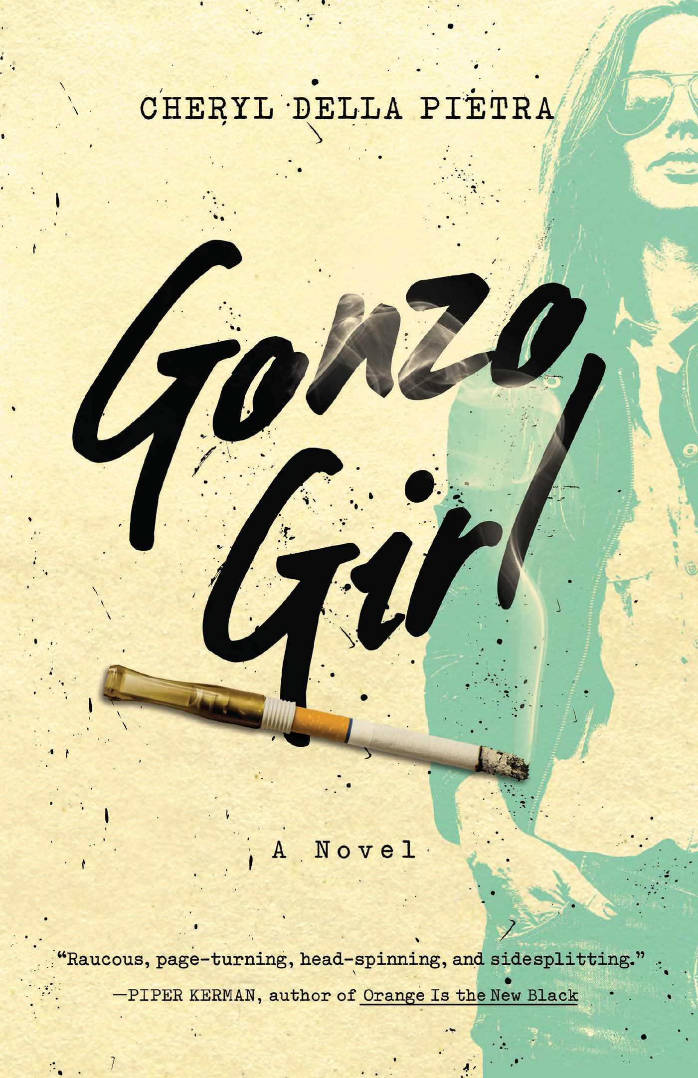 gonzo girl novel