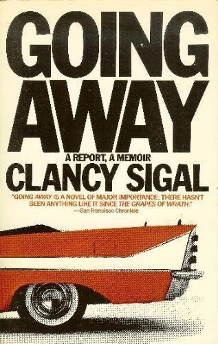 Going Away by Clancy Sigal