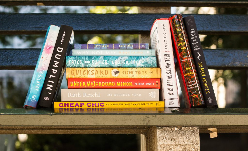 Favorite Books of September 2015