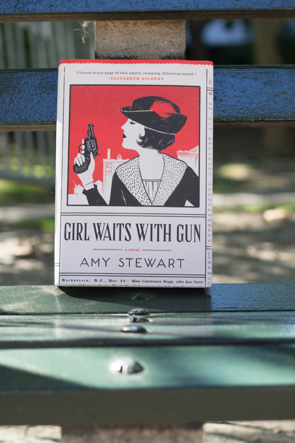 Girl Waits With Gun Amy Stewart