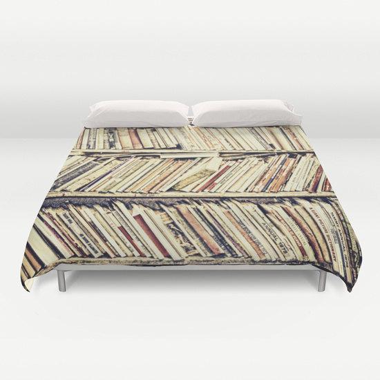 book bedspread