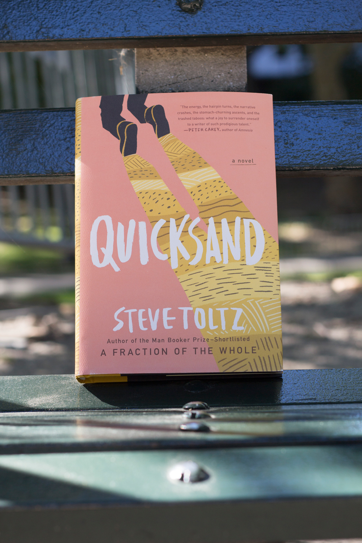 Quicksand Steve Toltz
