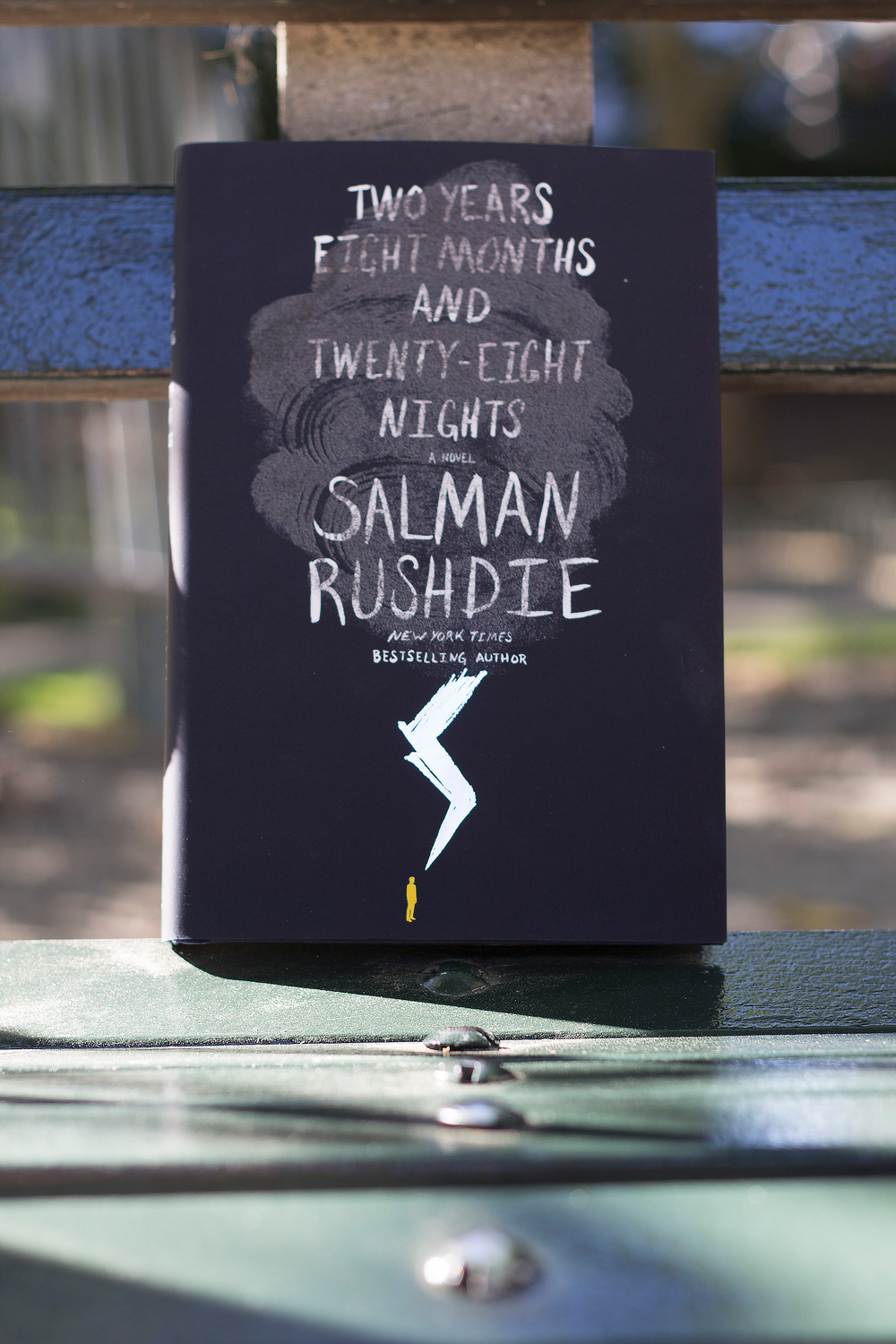 Two Years Eight Months and Twenty Eight Nights Salman Rushdie
