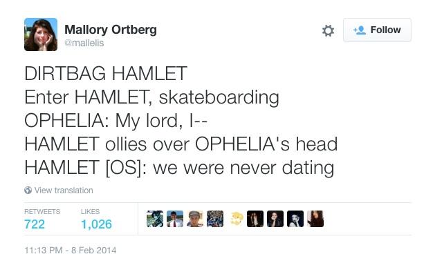 Dirtbag Shakespeare