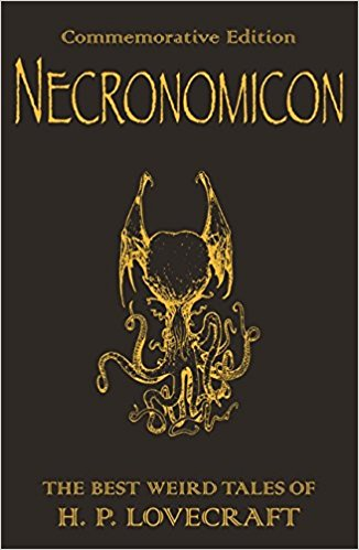 Necronomicon by H.P. Lovecraft