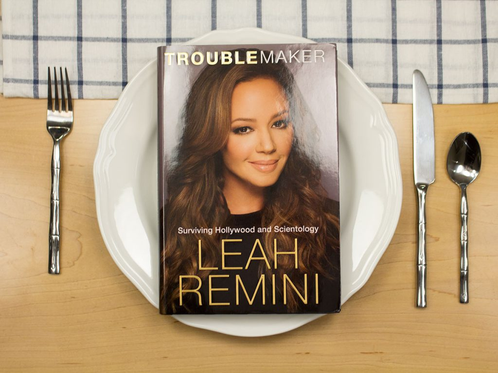 Troublemaker Leah Remini
