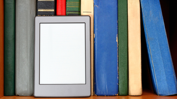 books and ereader