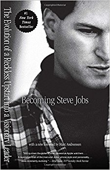 Becoming Steve Jobs by Brent Schlender & Rick Tetzeli