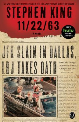 11/22/63 by Stephen King