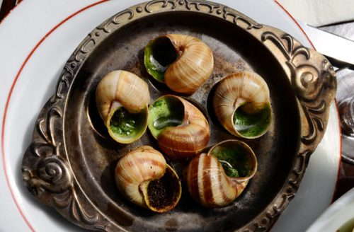 Escargot by Eric Chan CC BY 2.0