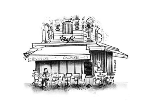 Café Brasserie XVIIe