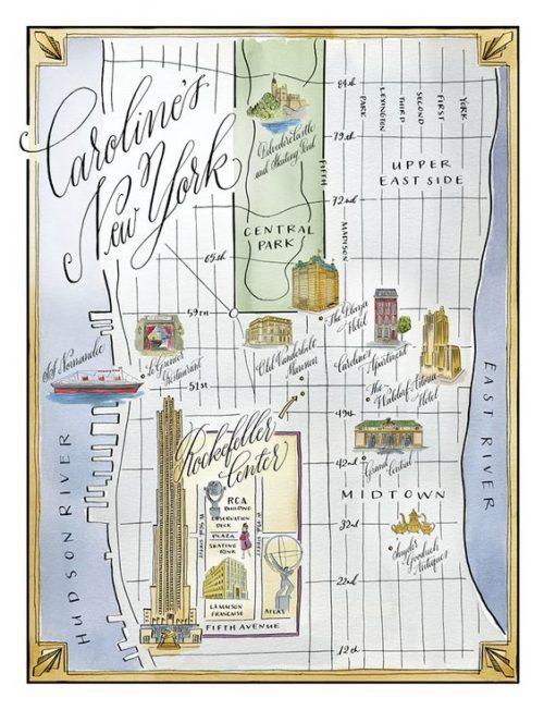 Caroline's New York