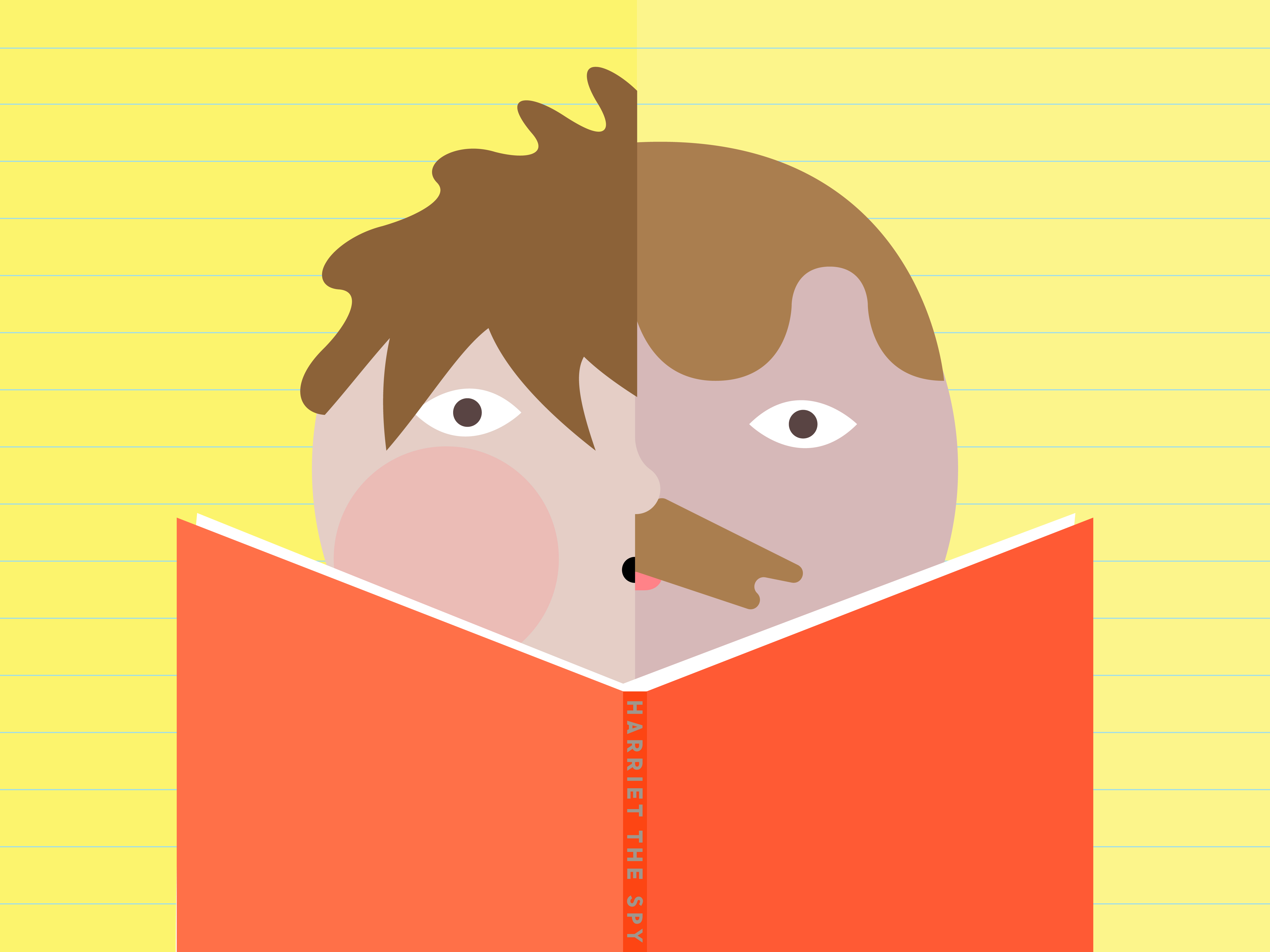 re-reading books from childhood through adult eyes | read it forward