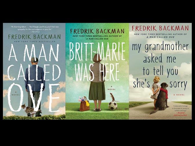 The Magic Of Fredrik Backman Read It Forward