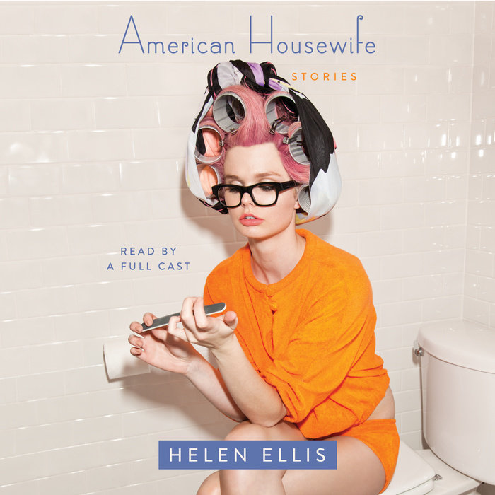 The cover of the book American Housewife