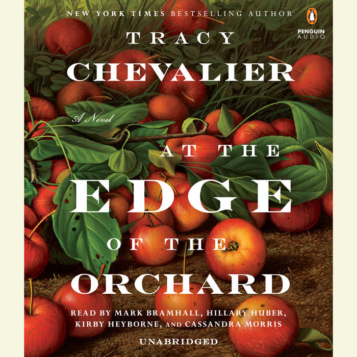 The cover of the book At the Edge of the Orchard