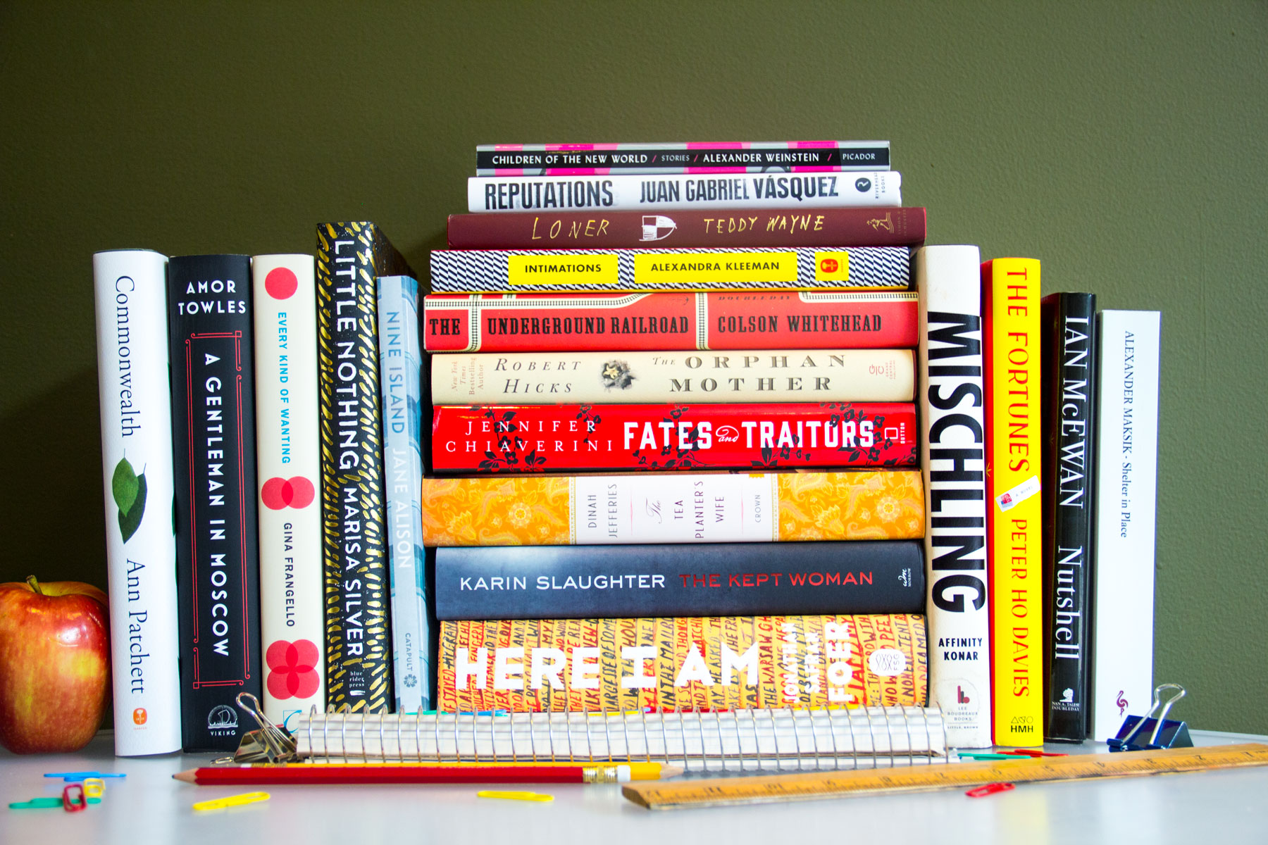 Favorite Reads of September