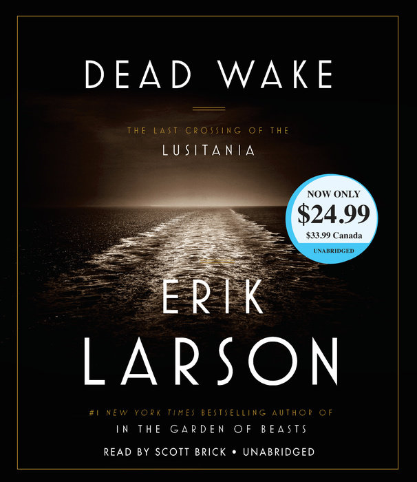 The cover of the book Dead Wake