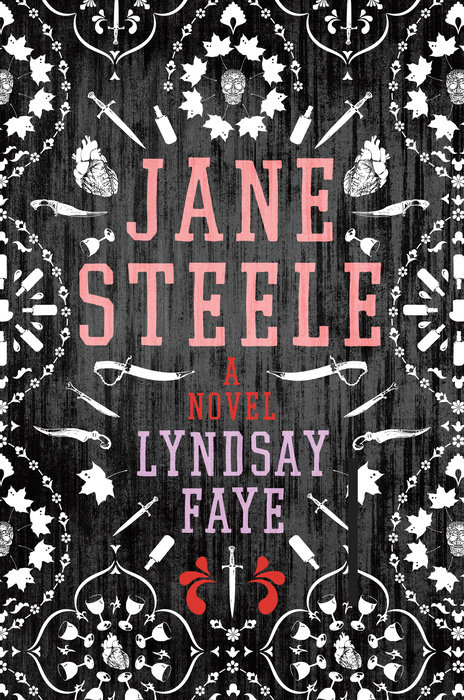 The cover of the book Jane Steele