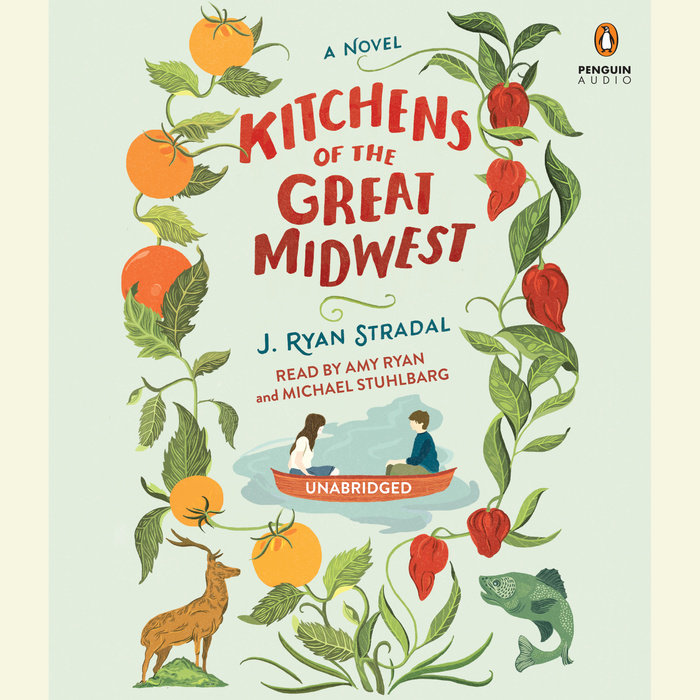 The cover of the book Kitchens of the Great Midwest