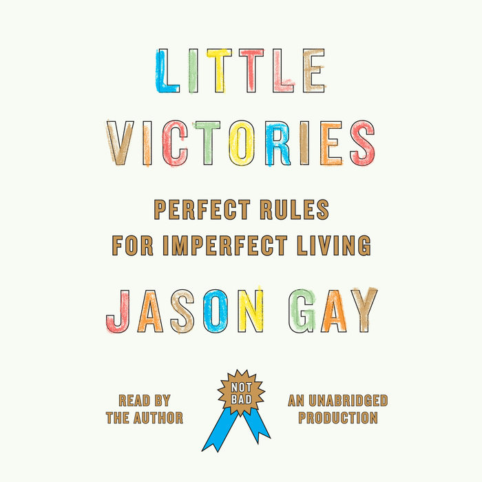 The cover of the book Little Victories