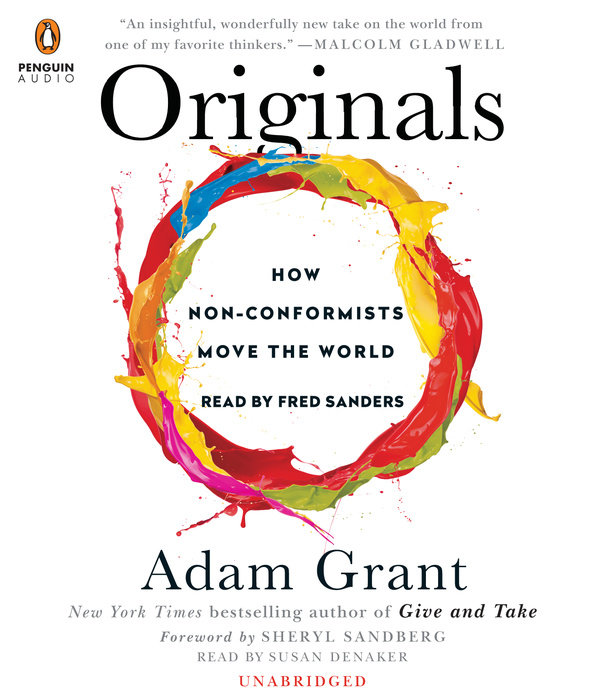 The cover of the book Originals