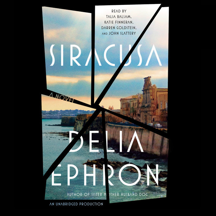 The cover of the book Siracusa
